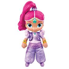 Shimmer and Shine Talk and Sing Doll Shimmer 30cm