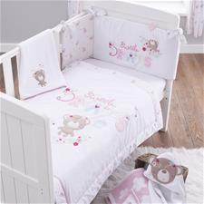 Silvercloud 3pc Bedding Set Sweet Dreams
