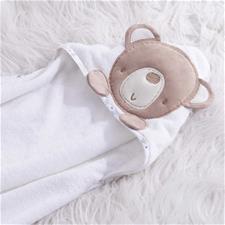 Silvercloud Cuddle Robe Little Star