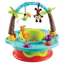Summer Infant 3-Stage Super Seat™  Island Giggles Wild Safari