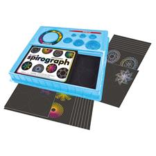 The Original Spirograph Scratch and Shimmer Set