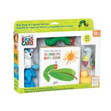 The Very Hungry Caterpillar 6pc Bath Set
