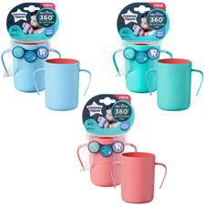Tommee Tippee 360 Handled Cup 200ml