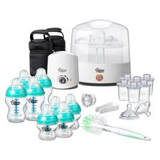 Tommee Tippee Advanced Anti-Colic Complete Feeding Set White