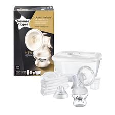Tommee Tippee Closer To Nature Manual Breast Pump