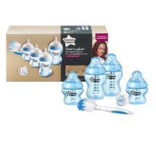 Tommee Tippee Closer to Nature Bottle Starter Kit Sky