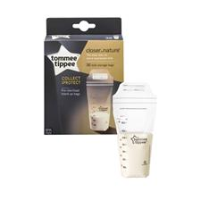 Tommee Tippee Closer to Nature Breast Milk Storage Bags 36Pk