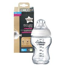 Tommee Tippee Closer to Nature Glass Bottle 250ml
