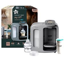 Tommee Tippee Closer to Nature Perfect Prep Day and Night Grey