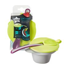 Tommee Tippee Cool and Mash Weaning Bowl