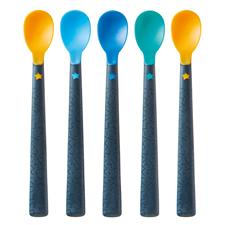 Tommee Tippee Design Weaning Spoons x5
