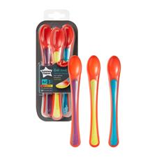 Tommee Tippee Heat Sensing Feeding Spoons 3Pk