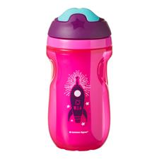 Tommee Tippee Insulated Active Sippee Cup Girl 12m+