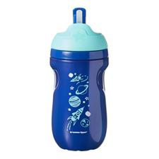 Tommee Tippee Insulated Active Straw Cup Boy12m+