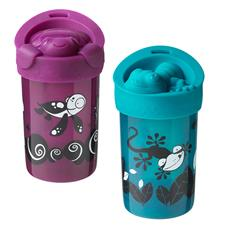 Tommee Tippee No Knock Large Cup with Lid