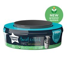 Tommee Tippee Sangenic Twist and Click Cassettes