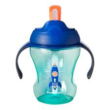 Tommee Tippee Training Straw Cup Boy 6m+