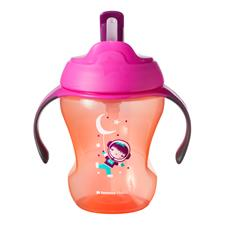 Tommee Tippee Training Straw Cup Girl 6m+