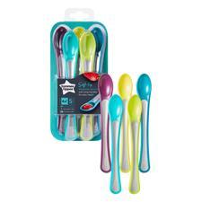 Tommee Tippee Weaning Spoons 5Pk