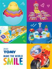 Tomy Catalogue