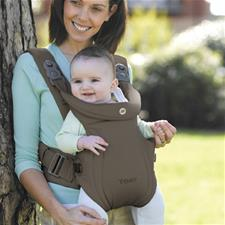 Tomy Freestyle Classic Carrier Warm Grey