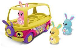 Tomy Sing n Learn Bunny Bus