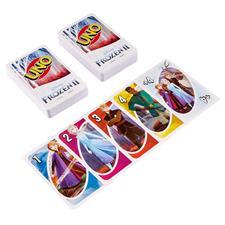 Uno Card Game Licensed Frozen 2
