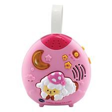 VTech Lullaby Sheep Cot Light Pink