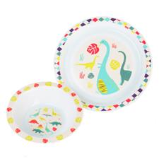 Vital Baby Dinosaur Tableware Set