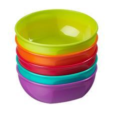 Vital Baby NOURISH Perfectly Simple Bowls 5Pk