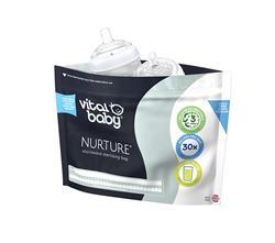 Vital Baby NURTURE Microwave Sterilising Bags 5Pk