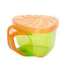 Vital Baby No More Mess Trap a Snack Orange