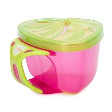 Vital Baby No More Mess Trap a Snack Pink