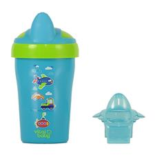 Vital Baby Soft Spout Toddler Trainer Cup Blue