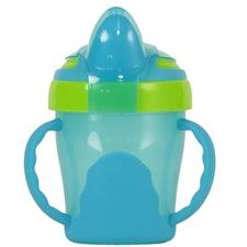 Vital Baby Soft Spout Trainer Cup Blue