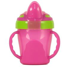 Vital Baby Soft Spout Trainer Cup Pink
