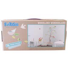 Woodland Tree - Nursery Décor Kit