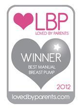 MAM 4 Cushion Manual Breast Pump
