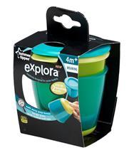 Explora Pop Up Weaning Pot - 2 Colours