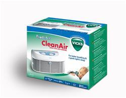 Vicks HEPA Type Air Purifier