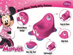 Solution Disney Steady Potty - Minnie Mouse
