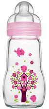 MAM Glass Bottle 260ml (3 Colours)