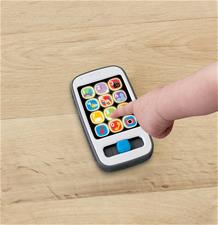 Fisher-Price Laugh 'n Learn Phone Grey