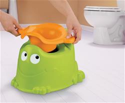 Fisher-Price Froggy Potty