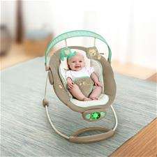 Bright Starts Whimsical Wonders Gentle Automatic Bouncer