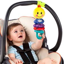 Baby Einstein Carry Along Caterpillar