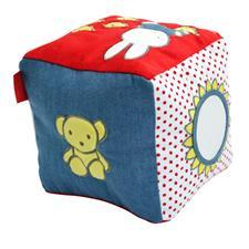 Miffy Denim Activity 15cm Cube