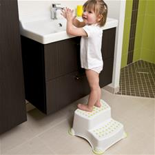 Safety First Double Step Stool