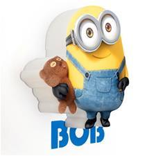 Minion Bob with Teddy