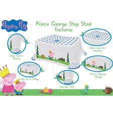 Solution George Step Stool